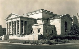 Scottish Rite Temple 1931