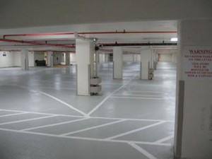 Duke Street Garage Coating2