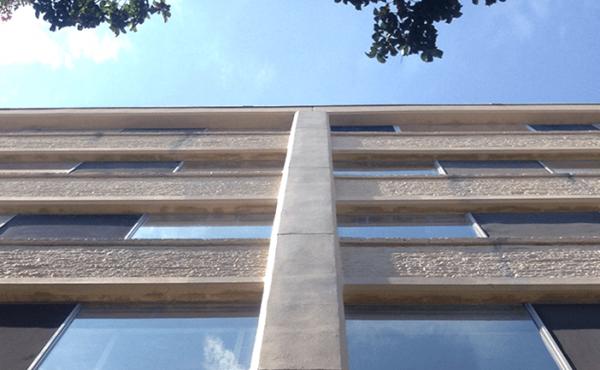 Watergate Village Columns