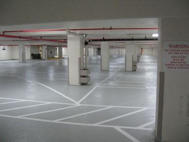 Parking Garage Coatings