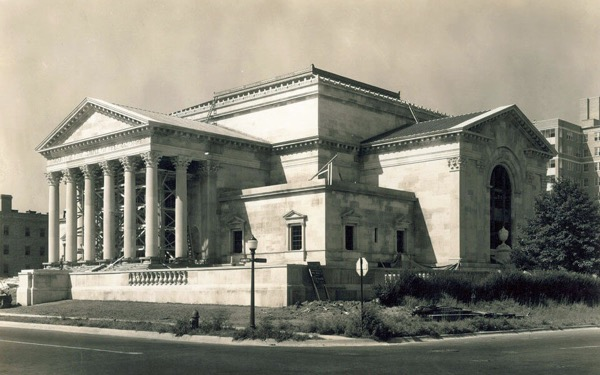 Scottish Riite Temple 1931