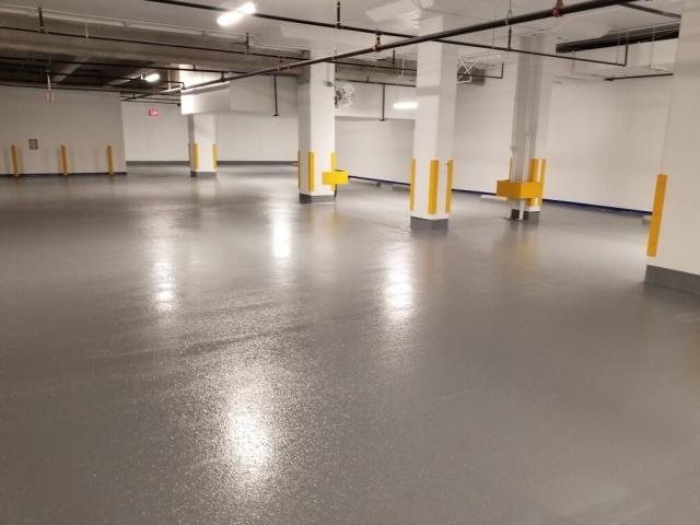 555 12th Street Garage Coating 3