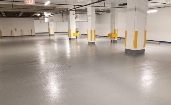 555 12th Street Garage Coating 4