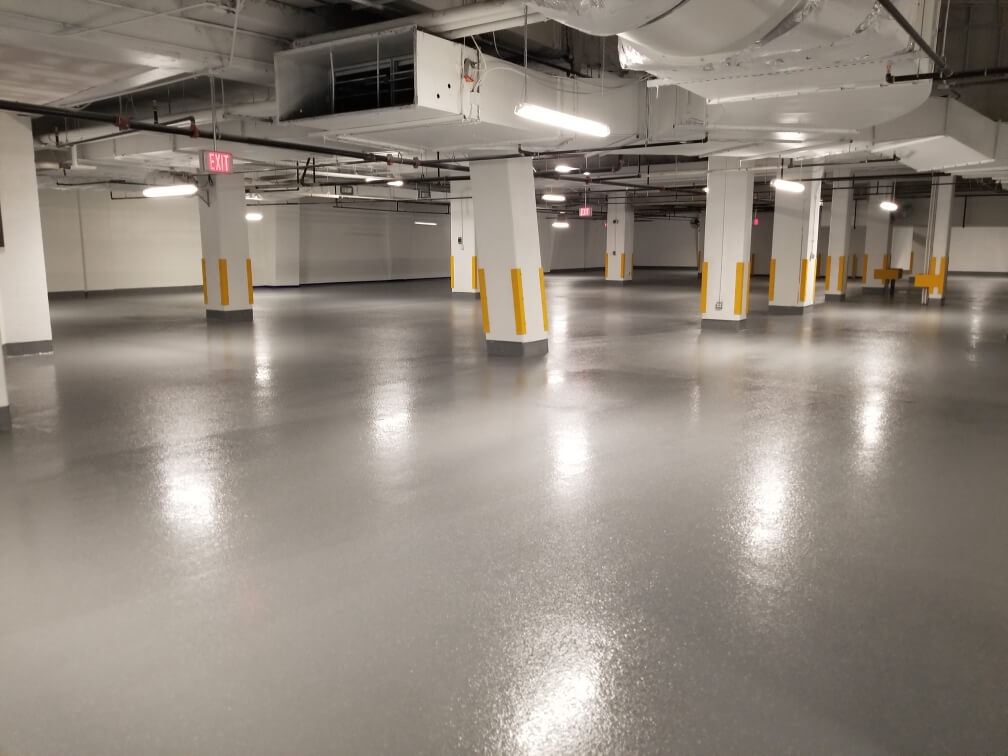 555 12th Street Garage Coating 5