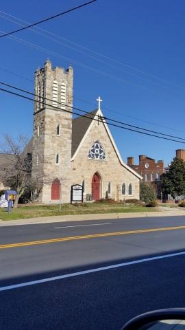 Christ Church After 1