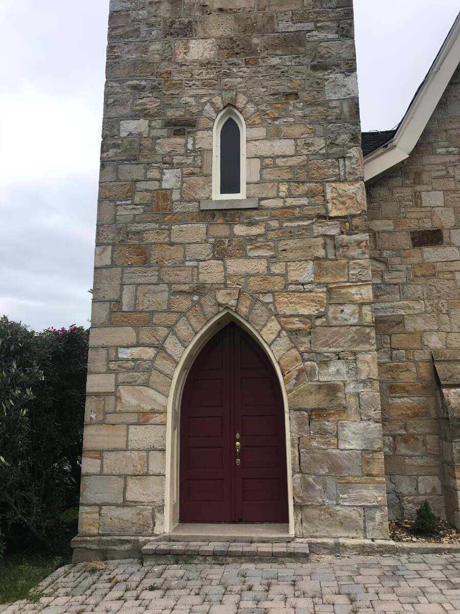 Christ Church Before 5