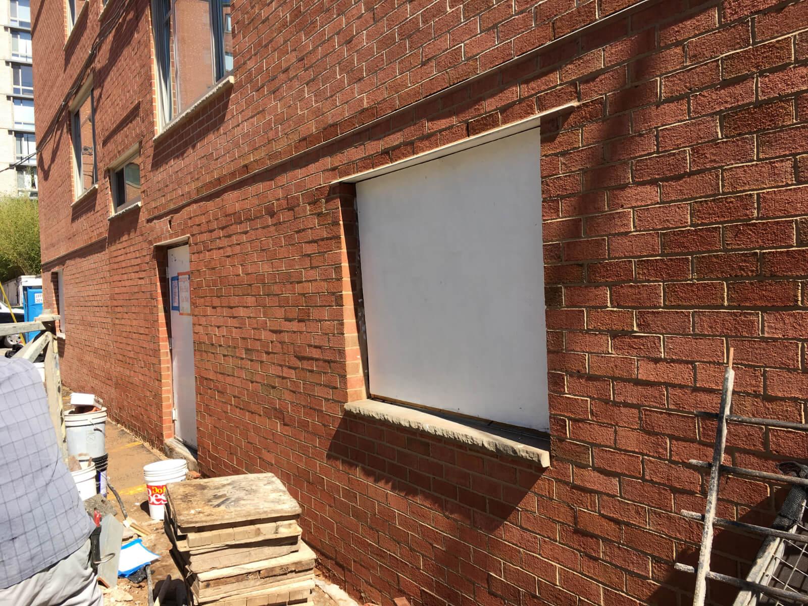 Claridge House Coop Facade Reconstruction 9