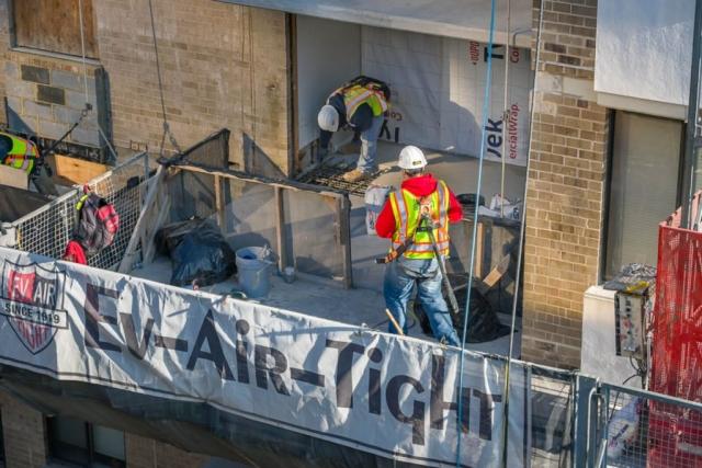 The Americana Condo Facade And Balcony Rehabilitation 10