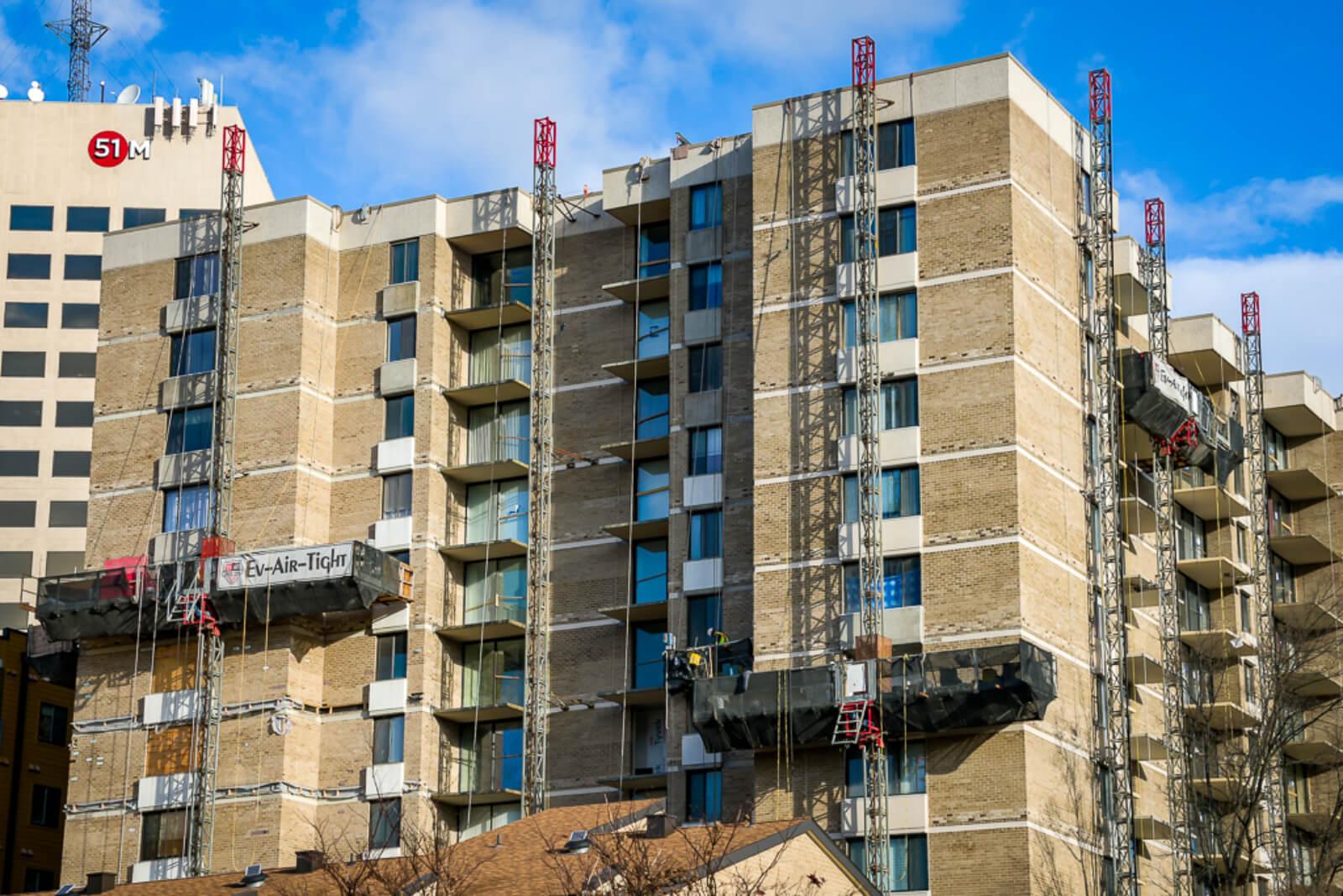 The Americana Condo Facade And Balcony Rehabilitation 14
