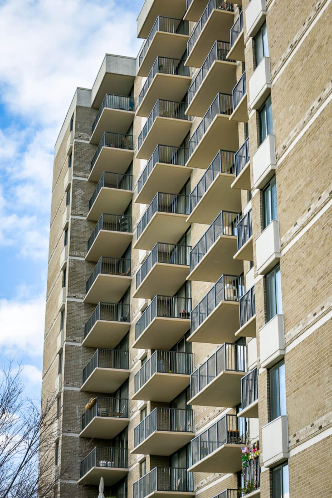 The Americana Condo Facade And Balcony Rehabilitation 15