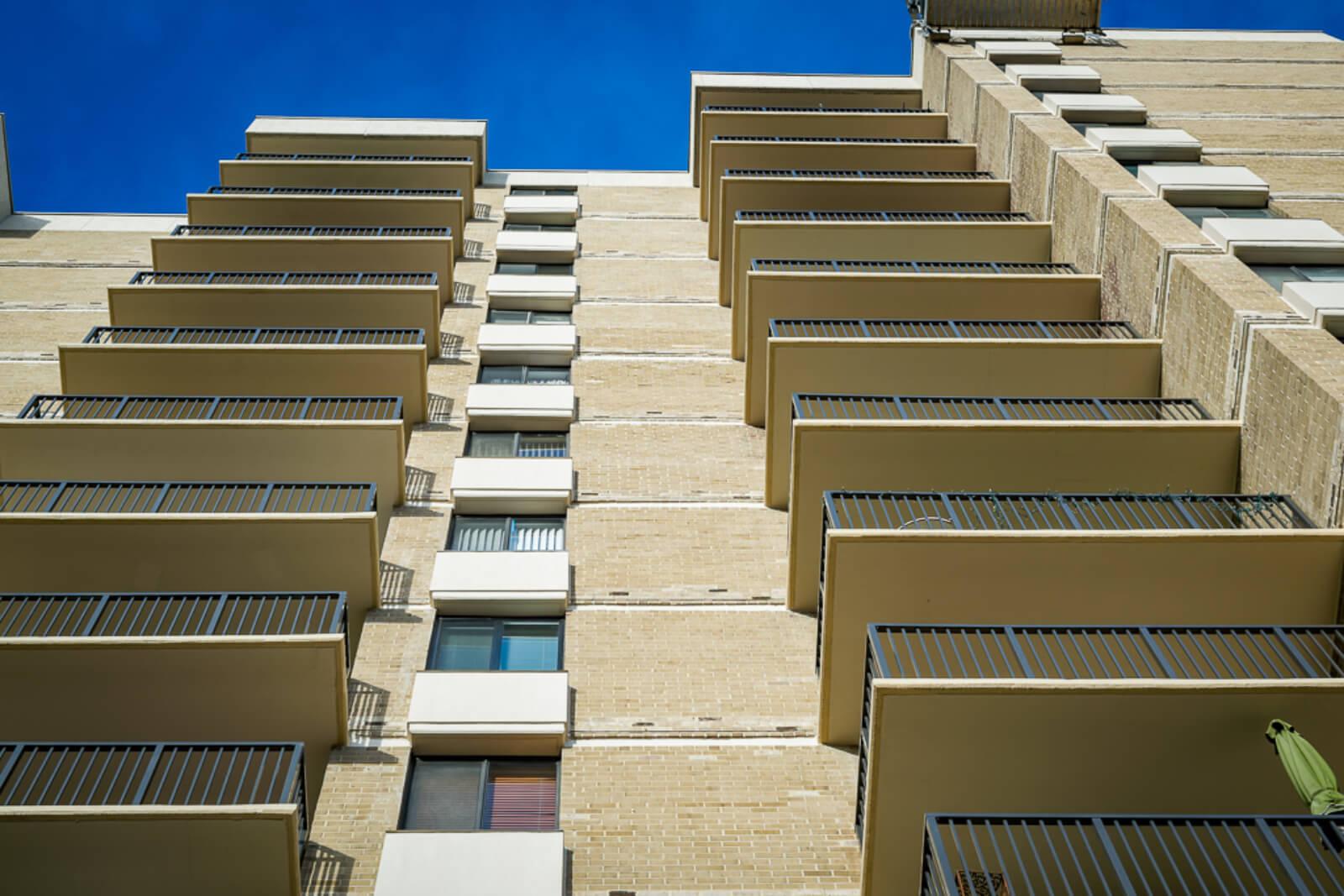 The Americana Condo Facade And Balcony Rehabilitation 16