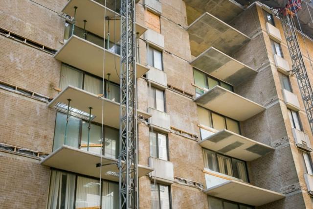 The Americana Condo Facade And Balcony Rehabilitation 22