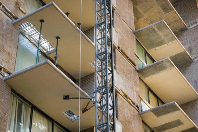 The Americana Condo Facade And Balcony Rehabilitation 23
