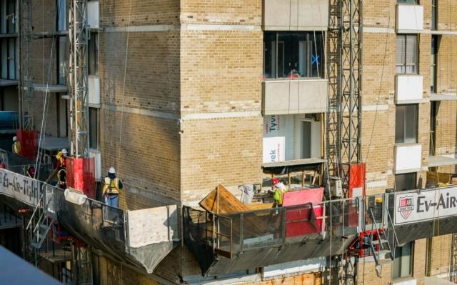The Americana Condo Facade And Balcony Rehabilitation 3