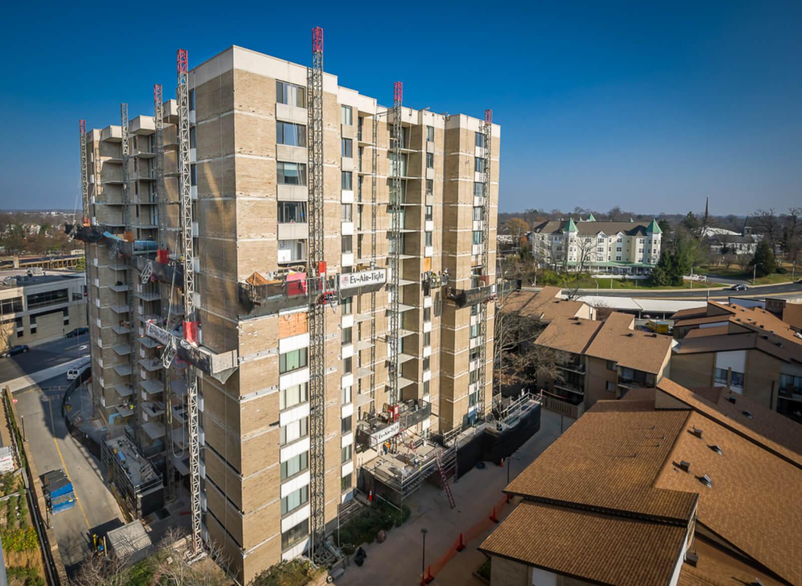 The Americana Condo Facade And Balcony Rehabilitation 7
