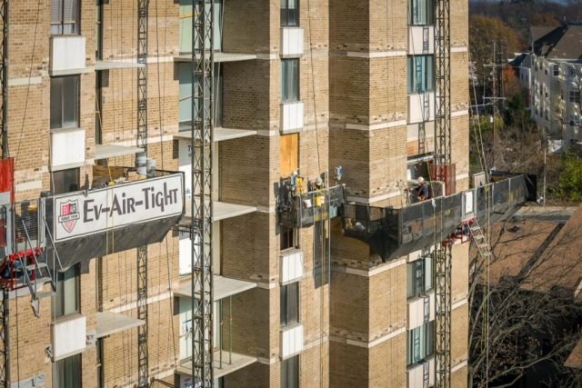 The Americana Condo Facade And Balcony Rehabilitation 9