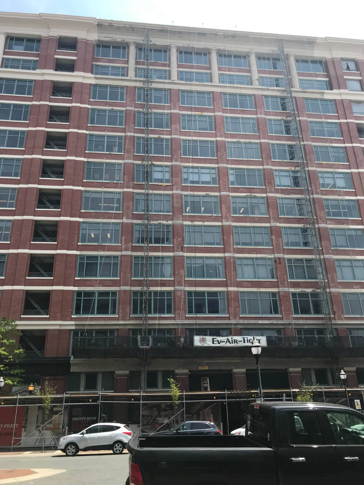 The Candler Building Facade Rehab 1