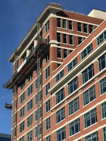 The Candler Building Facade Rehab 11