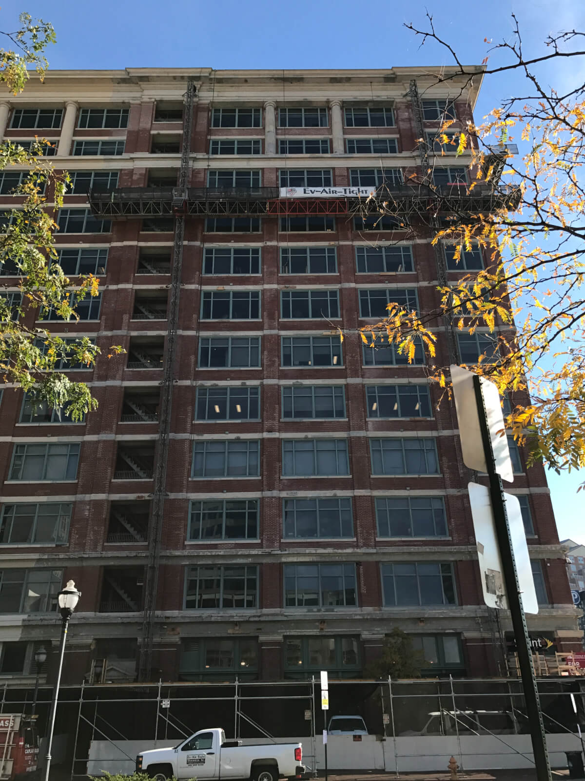 The Candler Building Facade Rehab 12
