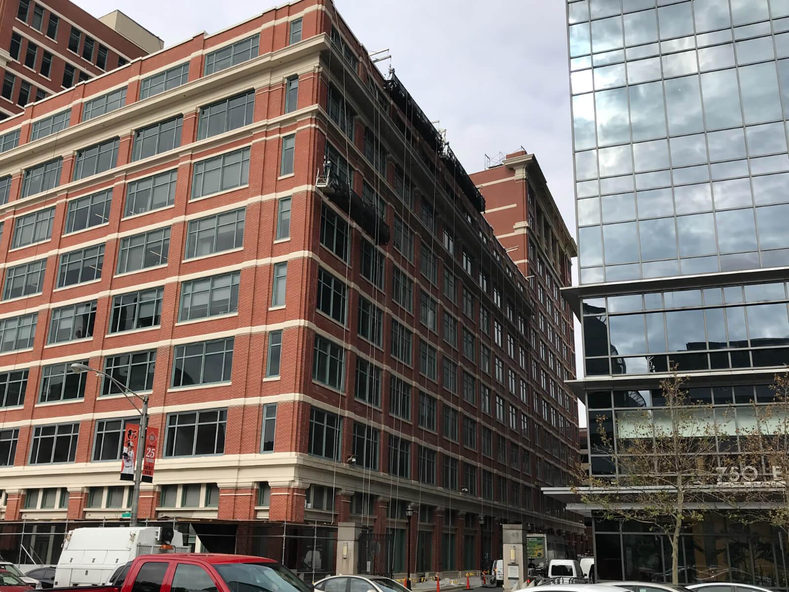 The Candler Building Facade Rehab 14