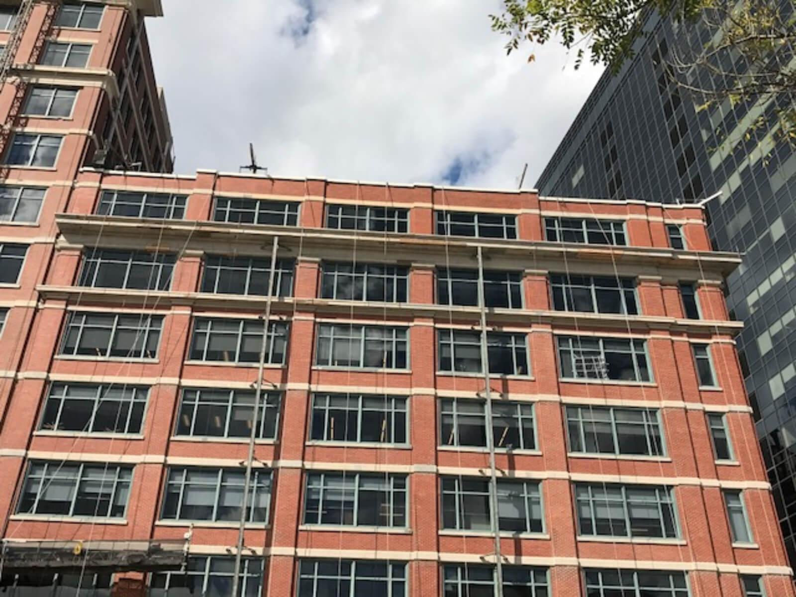 The Candler Building Facade Rehab 2