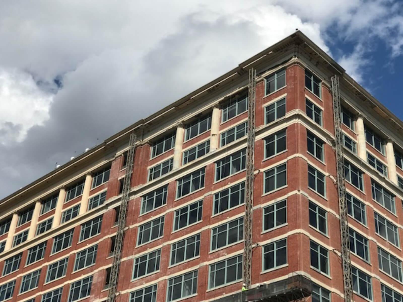 The Candler Building Facade Rehab 4