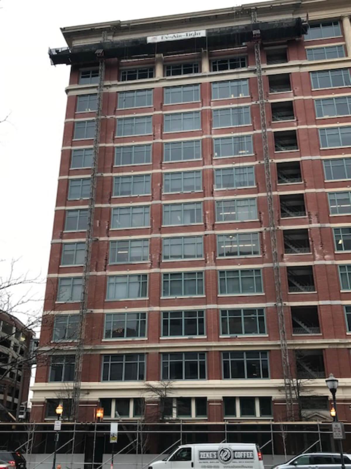 The Candler Building Facade Rehab 5