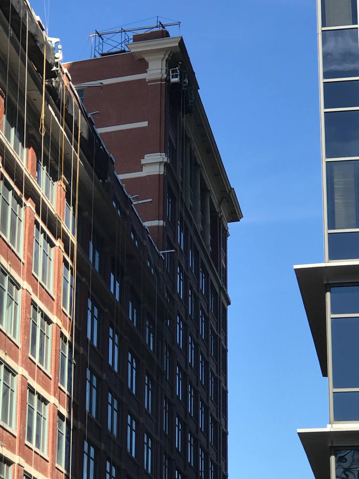 The Candler Building Facade Rehab 9