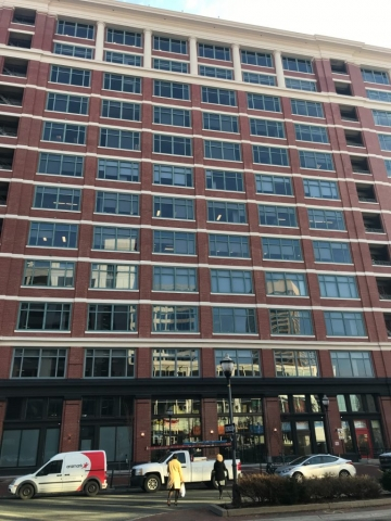 The Candler Building Facade Rehab After5