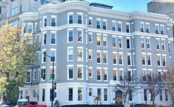 The Desoto Condominium Facade Rehabilitation 1