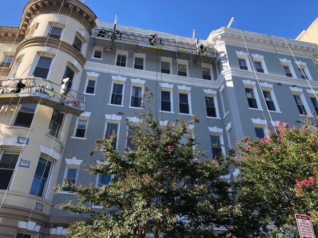 The Desoto Condominium Facade Rehabilitation 2