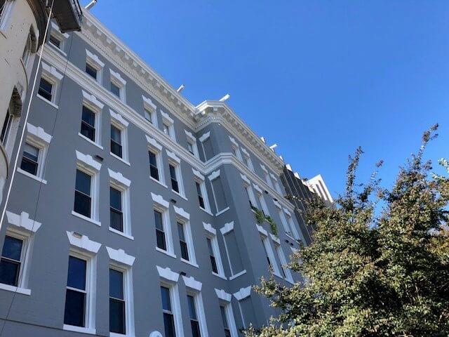 The Desoto Condominium Facade Rehabilitation 3