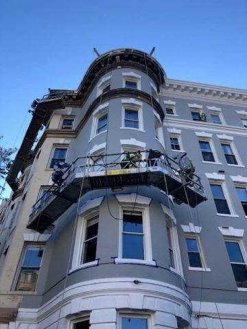 The Desoto Condominium Facade Rehabilitation 4
