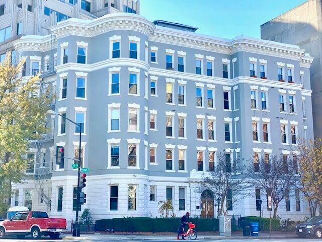 The Desoto Condominium Facade Rehabilitation 5