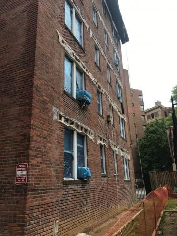 The Rocksboro Apartments During 4