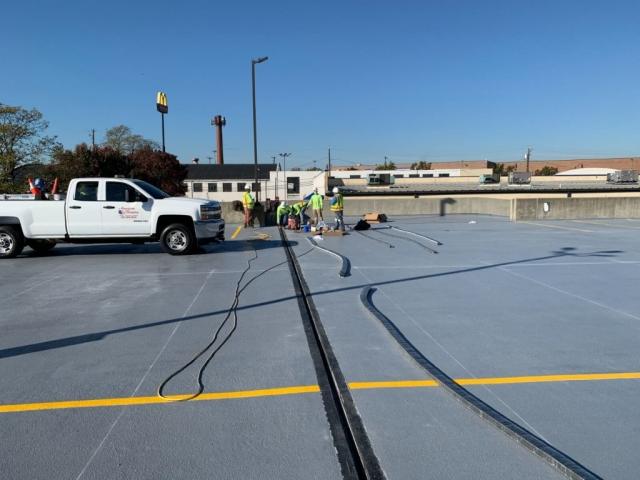 Verizon 935 V Street Garage Repairs Washington Dc 15