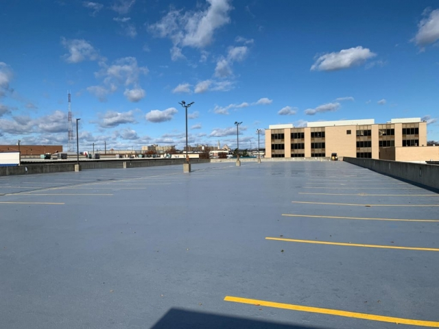 Verizon 935 V Street Garage Repairs Washington Dc 25