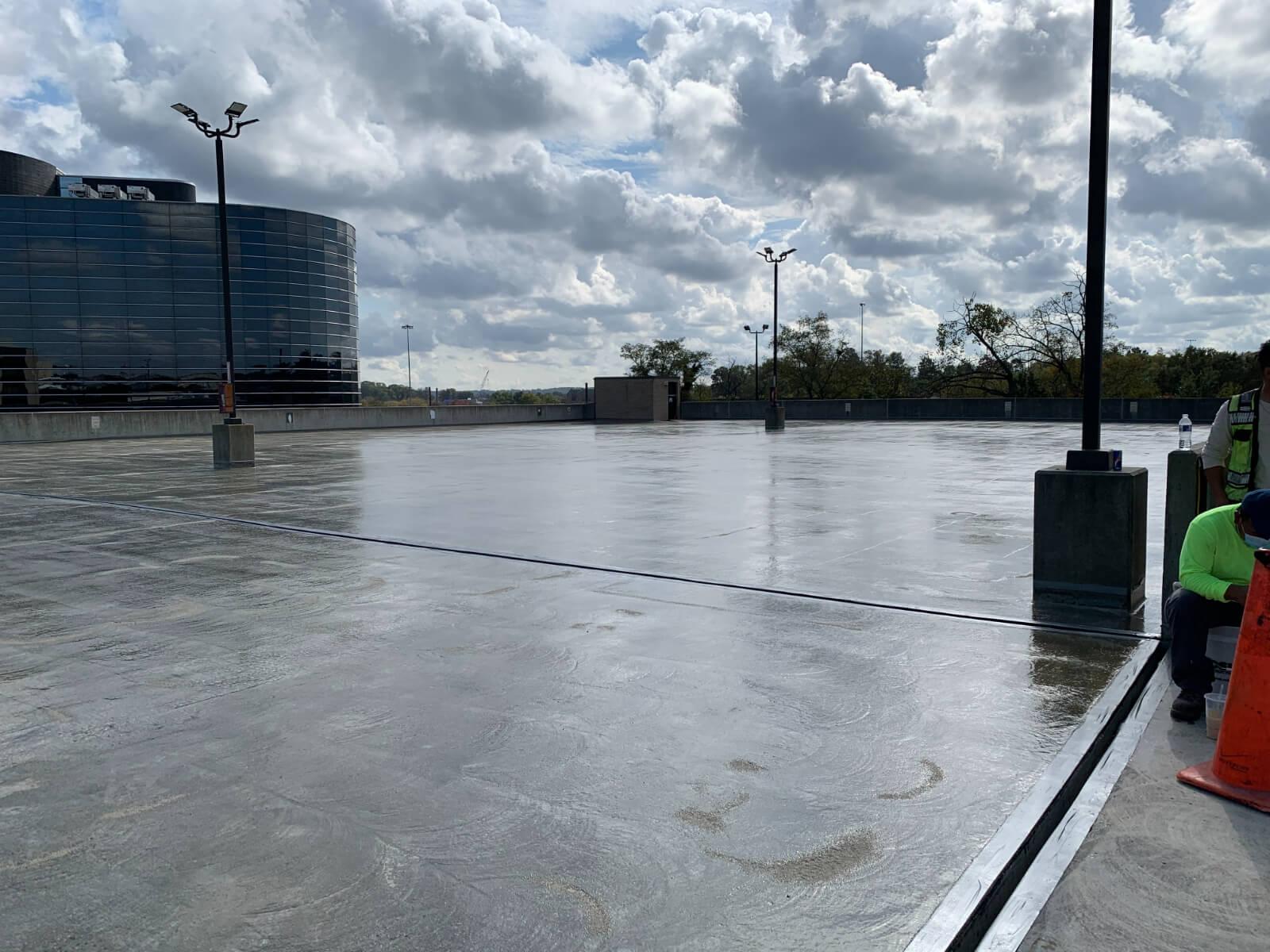 Verizon 935 V Street Garage Repairs Washington Dc 5
