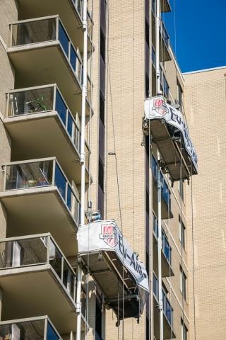 Watergate At Landmark Hvac Closet Facade Rehab 12