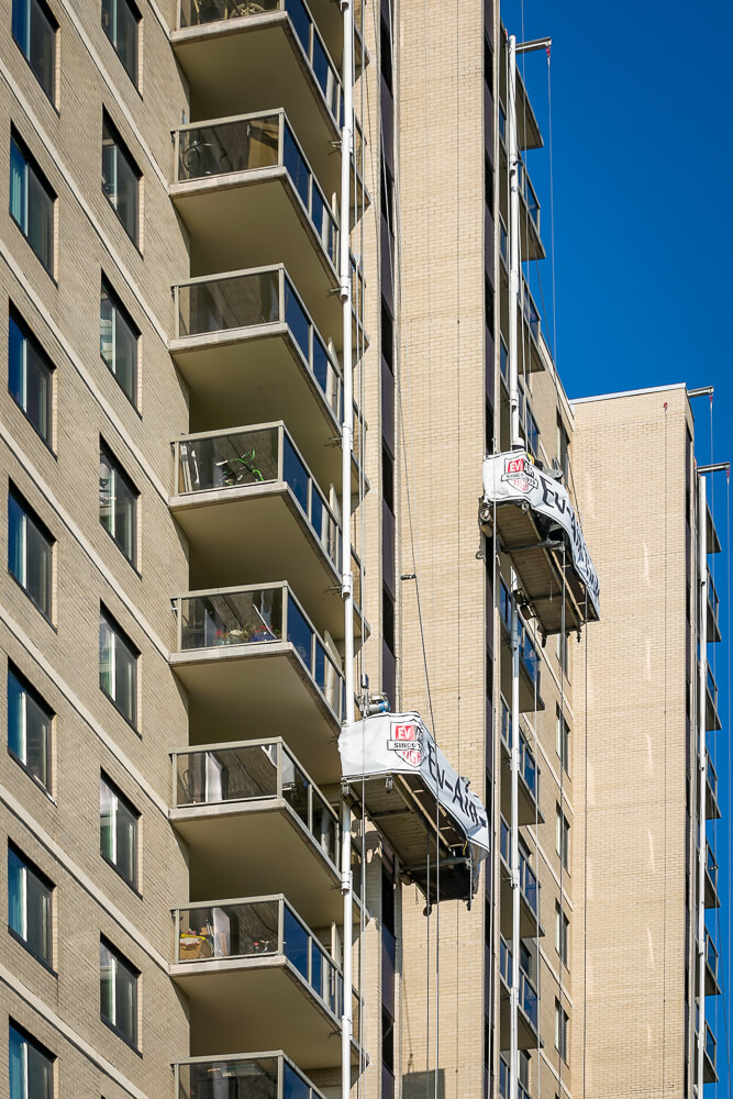 Watergate At Landmark Hvac Closet Facade Rehab 13