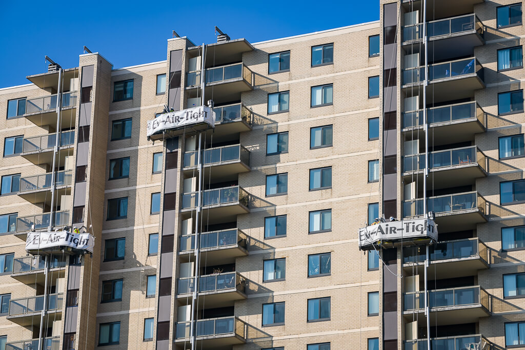 Watergate At Landmark Hvac Closet Facade Rehab 4