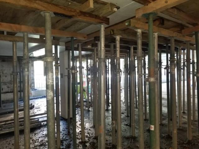 Westchester Park Towers Garage Rehab Greenbelt Md 1