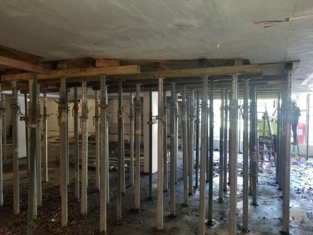 Westchester Park Towers Garage Rehab Greenbelt Md 2