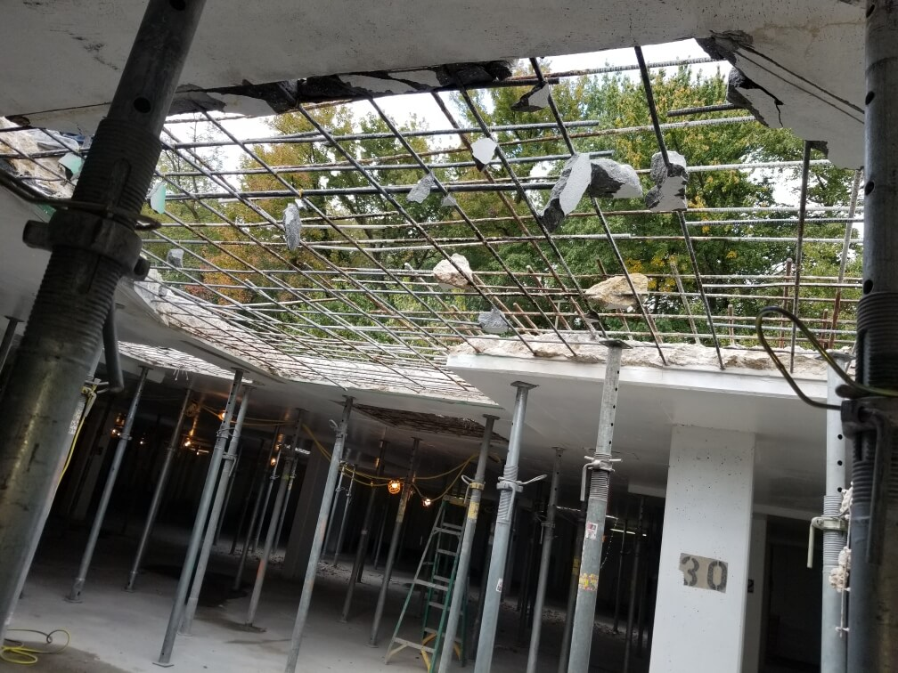 Westchester Park Towers Garage Rehab Greenbelt Md 3