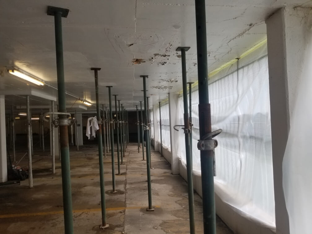 Westchester Park Towers Garage Rehab Greenbelt Md 9