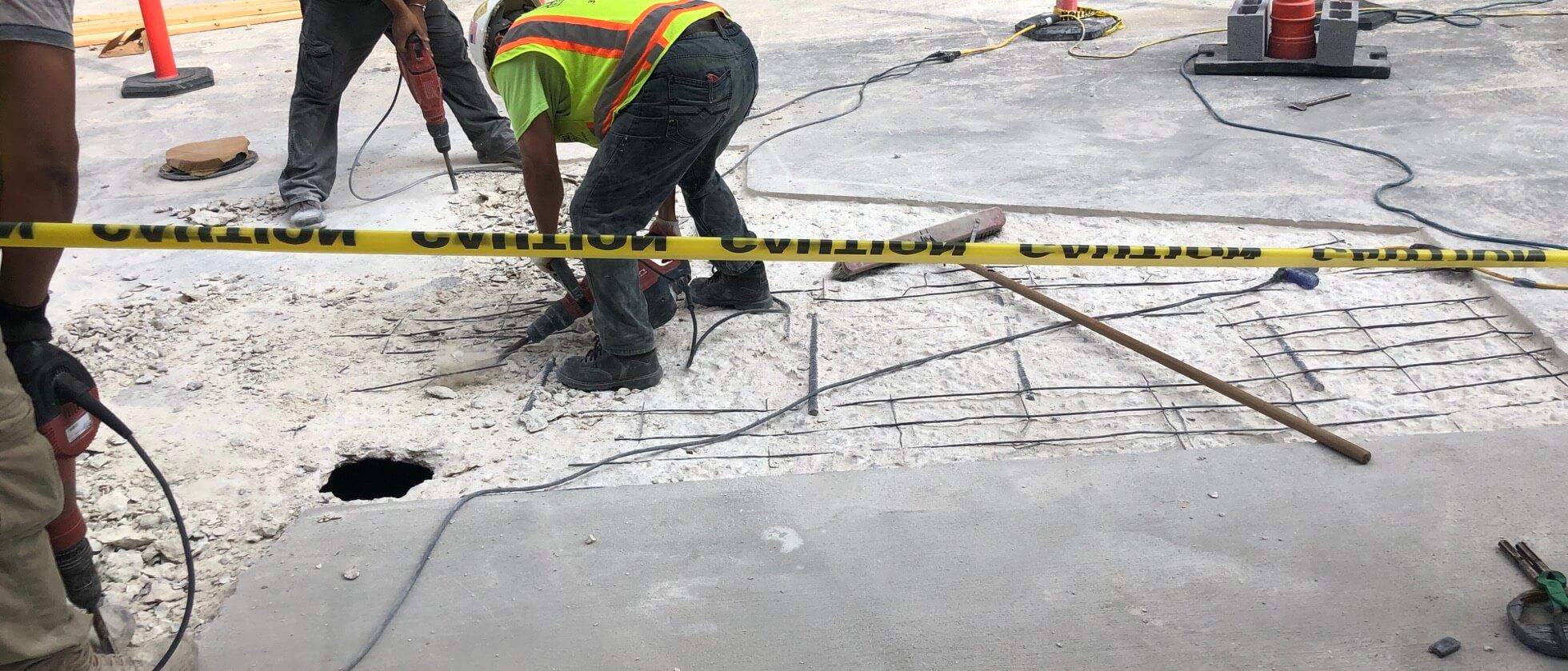 Concrete Repair 1a